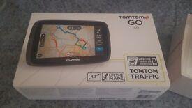 TOMTOM GO 40 SAT NAV £80