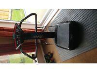 Body Train 1500W Black Vibration Plate