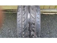 20 inch 245/35 profile performance tyre for sale