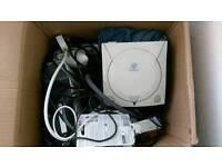 Box of consoles