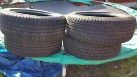 Snow Car Tires
