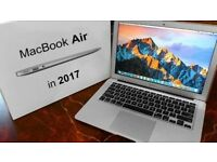 13' Apple MacBook Air 1.6Ghz i5 8Gb Ram 256GB SSD Adobe Photoshop illustrator Microsoft Office 2016