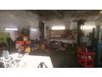 business for sale .full setted car repair garage