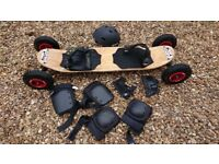 Mountain / Kite / Horse board - heavyweight professional EXIT