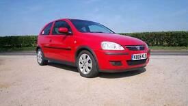 Vauxhall Corsa 1.3 CDTI sxi cheap tax 2006