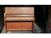 Danemann Piano - in working order needs tuning
