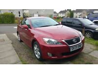 Lexus IS 220d SE 2009 13months MOT 61k miles only! full service