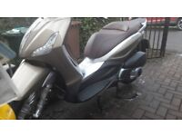 PIAGGIO BEVERLY 300 Full service mot may 2019!!!!!