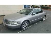 Audi a8 2.8L petrol. Fsh