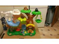 Fisher price little people zoo.