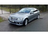 MERCEDES BENZ C200 BLUE EFFICENCY SPORT 2010