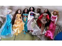 Singing dolls
