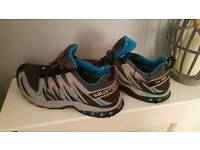 Salomon mens trainers 10.5 uk