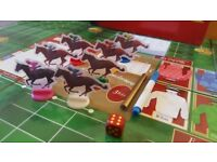 The Really Nasty Horse Racing Game Upstarts 2002 Board Game Factory Sealed