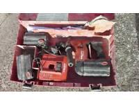 Hilti battery drill TE6-A
