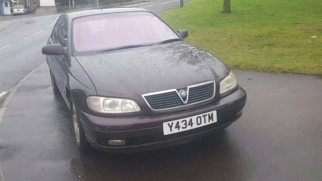 2001 Vauxhall Omega 26 V6 Ideal Drift In High Wycombe