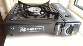Gas Stove - includes 6 gas canisters