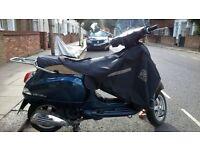 Piaggio Vespa LX 125 - FULHAM