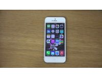 for sale Apple IPhone 5 white 32gb unlocked