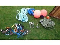 Bouys, rope ect job lot l@@k