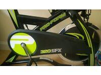 Pro-form spx bike - excellent condition.