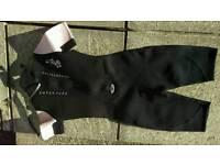 Size 12 wet suit