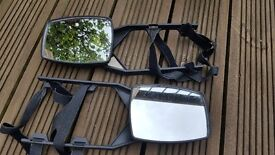 Pair of Raydyot Towing Mirrors good condition