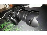 Panasonic gmc g3 digital camera with 14-42 lens and bag