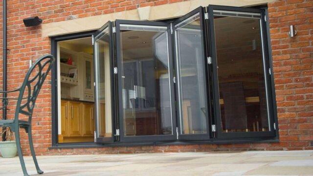 BEST ALUMINIUM PROFILES ! BI-FOLDING STRUCTURES SLIDING DOORS VARIOUS  WINDOWS | in Victoria Park, London | Gumtree
