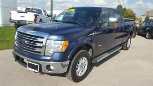2013 Ford F-150 Lariat 4X4 | Tow up to 11000lbs! | One Owner Kitchener / Waterloo Kitchener Area image 3