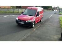 Vauxhall Combo 1.3 CDTI, 2008, 81,000 miles, excellent condition