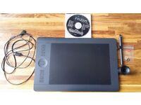 Wacom Intuos Pro Medium Graphics Tablet Graphics Tablet