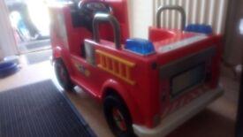 Fireman Sam firetruck