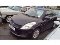 Suzuki Swift Black 2011 Sale/Finance