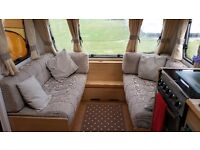 beautiful 5 berth elddis avante 2001. In fantastuc condition on inside.