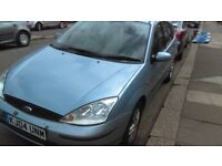 FORD FOCUS AUTOMATIC 2004