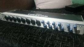 Presonus firepod rack interface