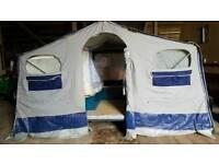 Raclet Jasmin / Santale Main Cabin Canvas