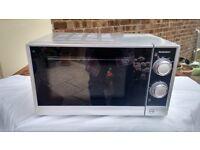 Silvercrest Microwave