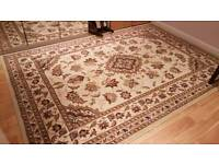 Large Oriental Traditional Persian Rug