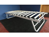 WHITE FLORENCE TRUNDLE SINGLE BED