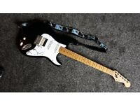 Stratocaster copy, very good nick, no issues, pro standard; £145 only.
