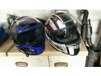 Motor bike helmets / drift helmet