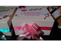 Christmas eve boxes for boys or girls to fill yourself or have lots of bits to put in them too