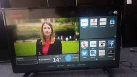 "Toshiba 43"" LED HD Smart WiFi Freeview TV"