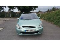 *** Peugeot 307 *** 7 Seater MPV *** Very Economical ****