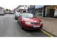 Good condition Saab 93 convertible