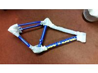 """Fatty Trail mtb 26"""" Fatty frame - brand new - bought in error - tapered headtube - mint condition"""