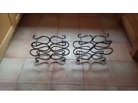 Wine racks (Iron)
