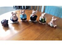 NATWEST PIGS ORIGINAL SET